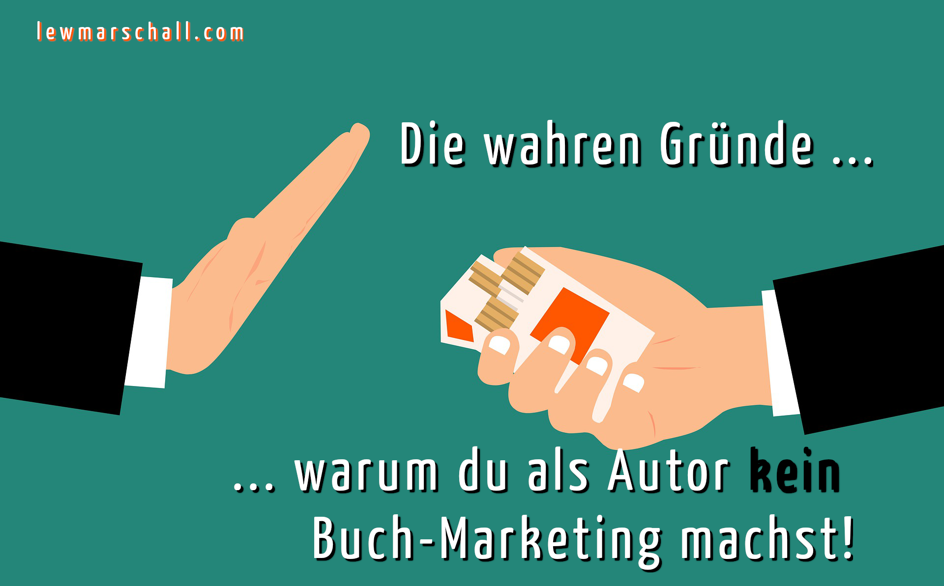 Buch Marketing Autoren